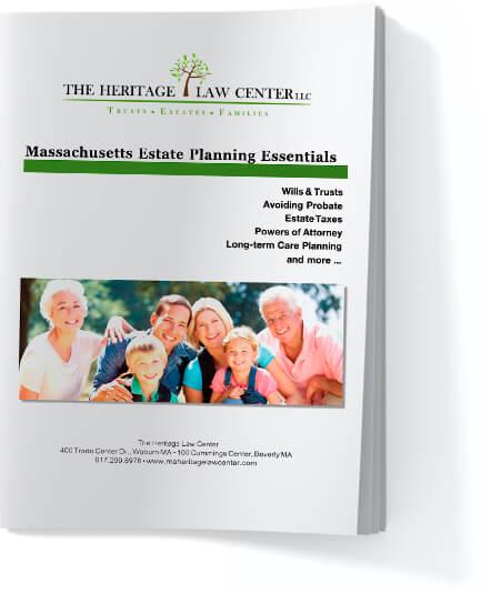 Massachusetts estate planning essentials