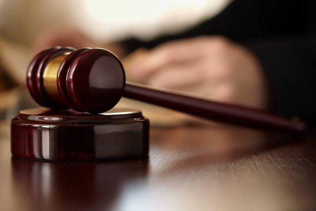 gavel judge in probate process